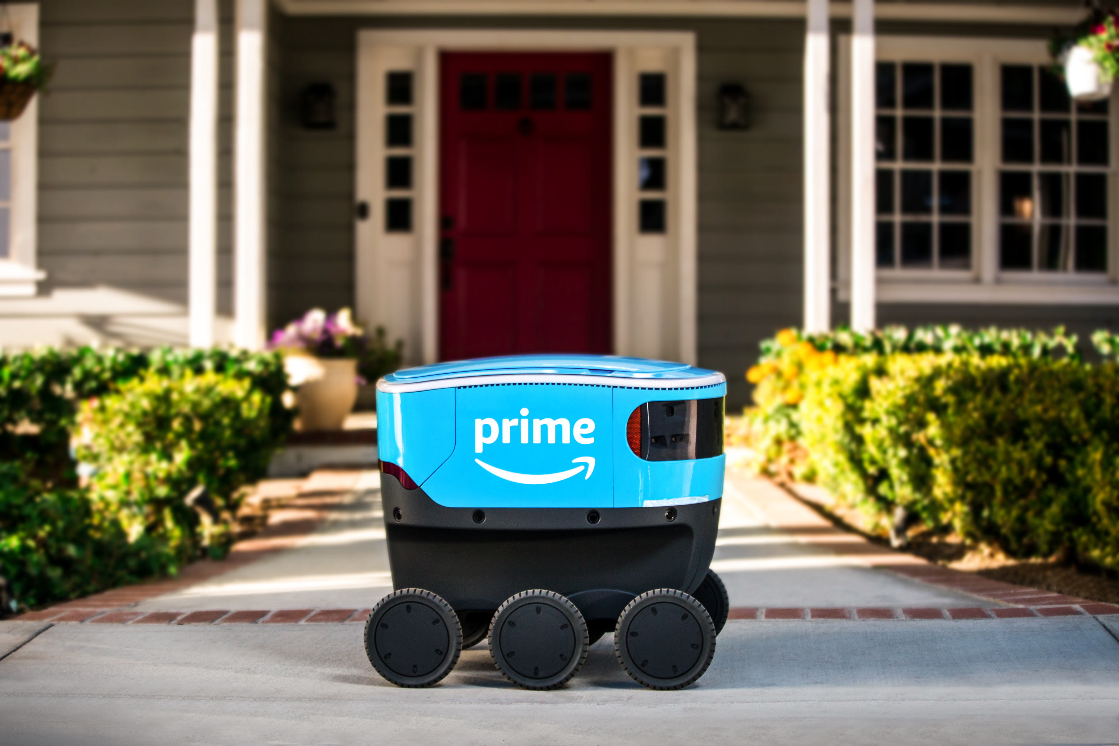 Amazon to use delivery robots called 'Amazon Scout'