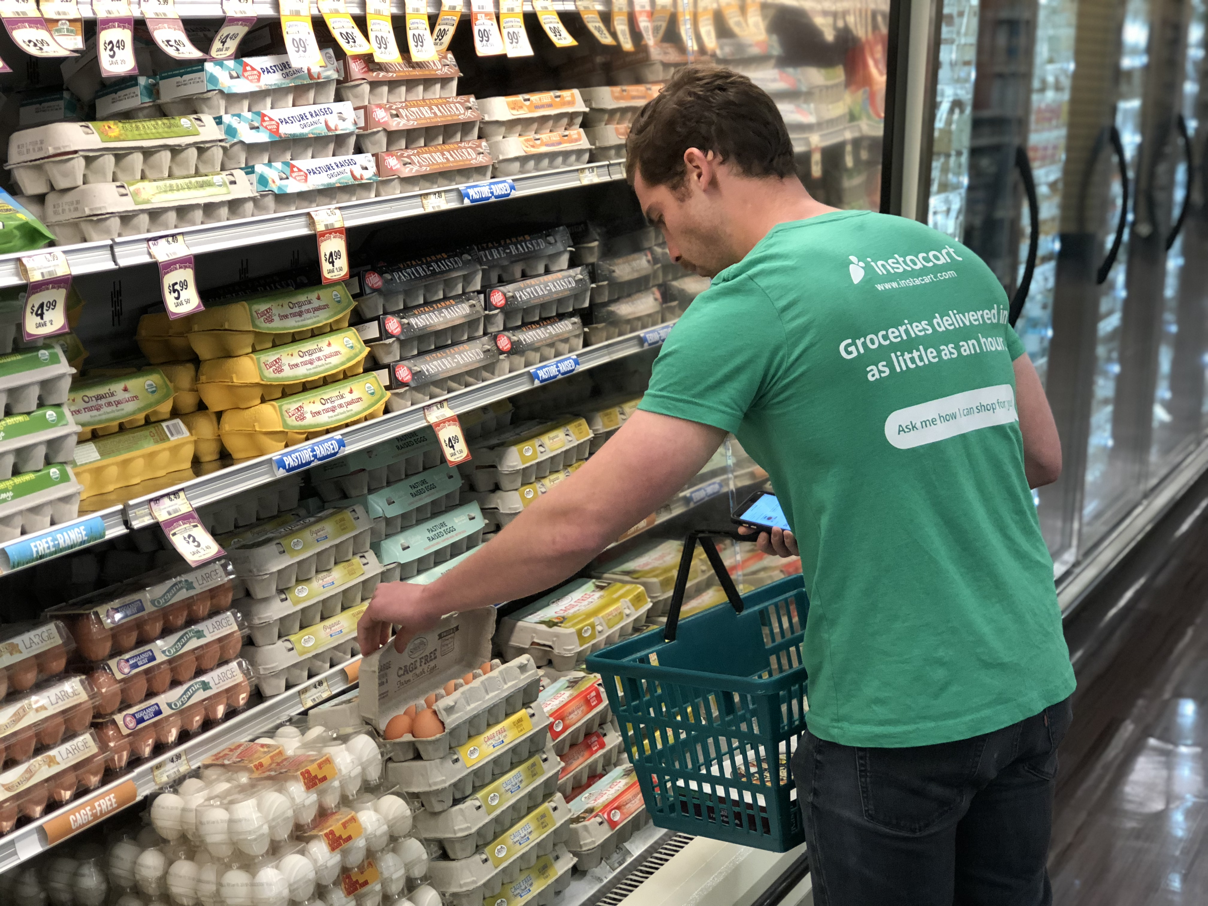 Instacart expands alcohol delivery to 14 states