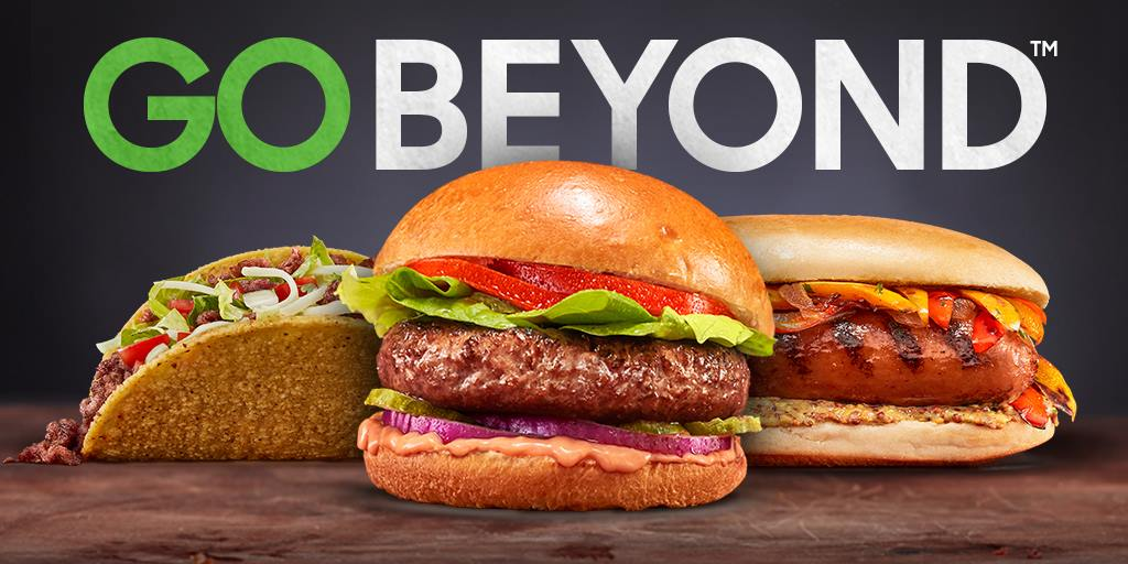Beyond Meat products to be part of home delivery kits