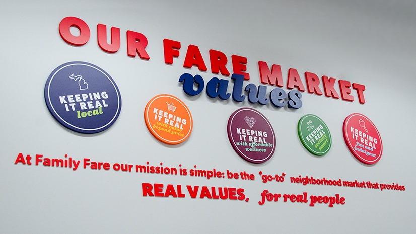 SpartanNash invests $18 million rebrands Family Fare Stores