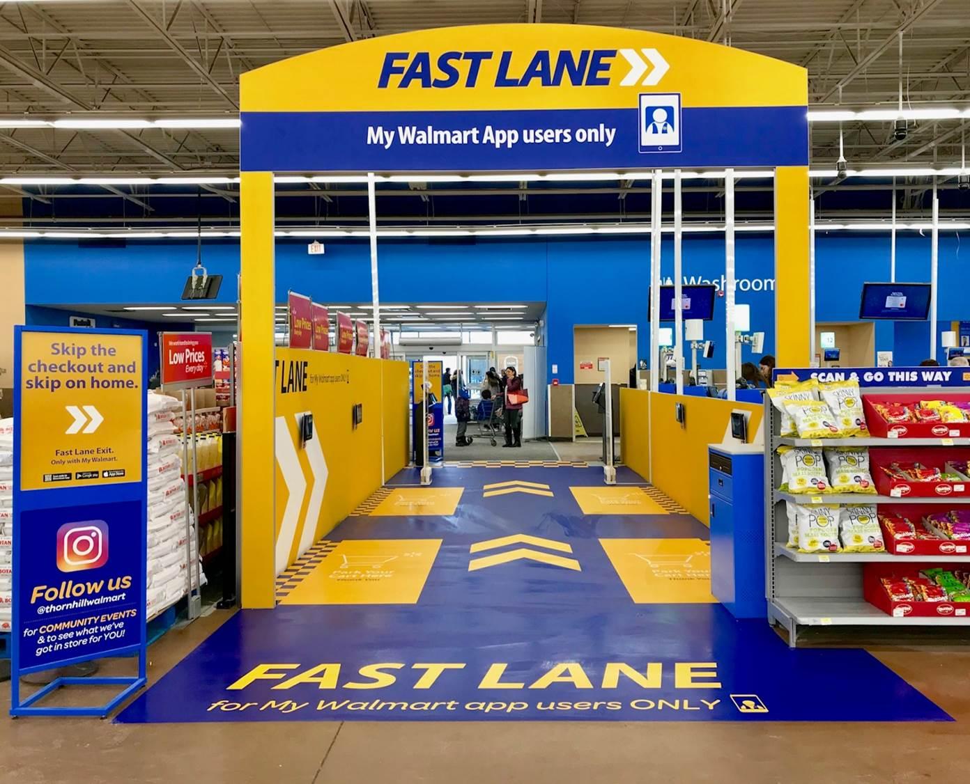 Walmart Canada unveils Urban SuperStore Format