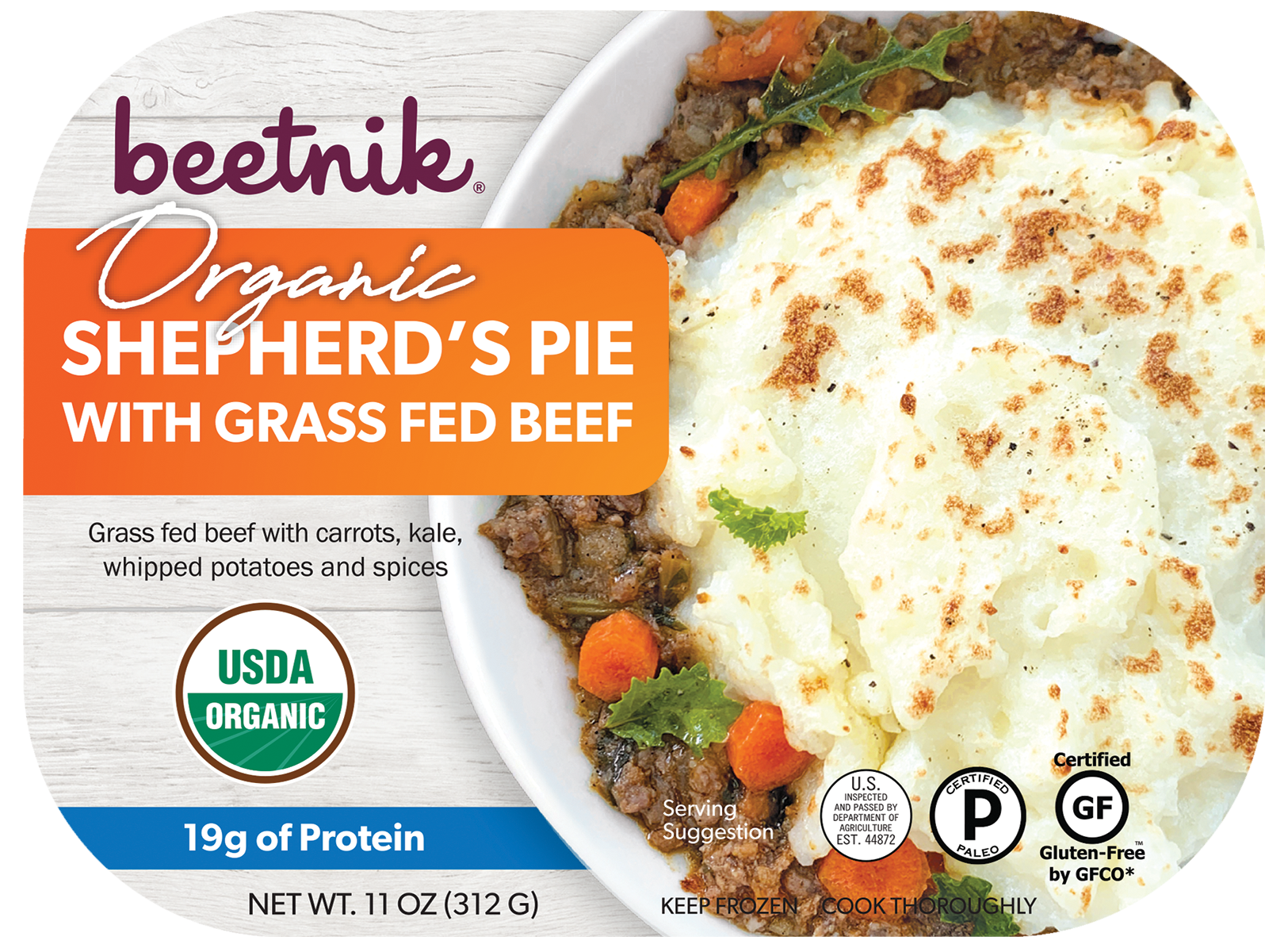 Beetnik Foods Launches New Packaging