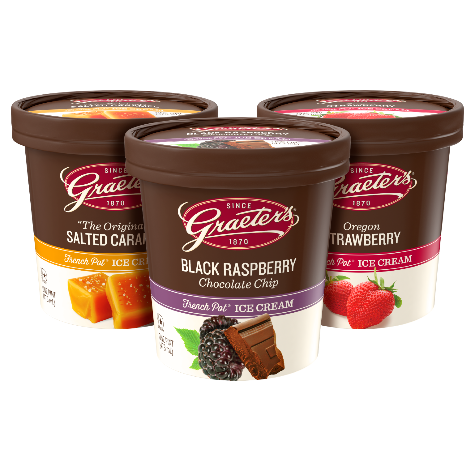 Graeter's Ice Cream Launches New Packaging to Commemorate 150th Anniversary