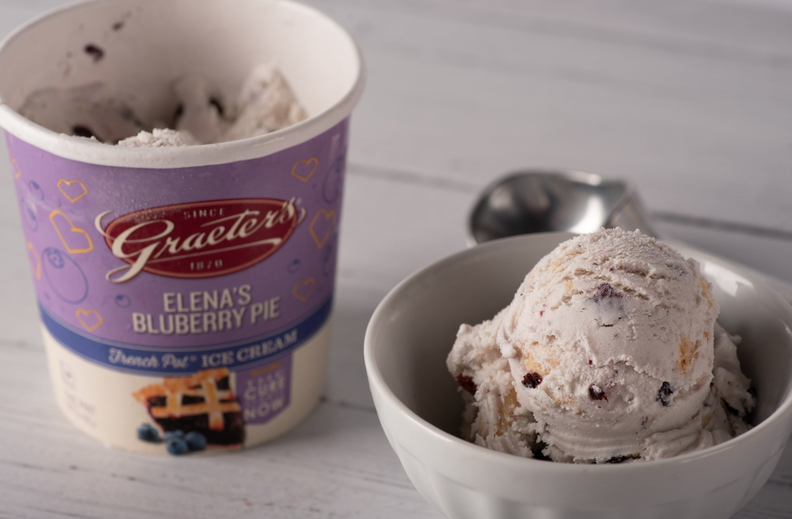 Graeter's Ice Cream's Partnership with The Cure Starts Now Continues Its Fight To Find the Homerun Cure for Childhood Cancer