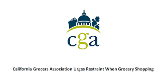 California Grocers Association Assures Public of Food Supply